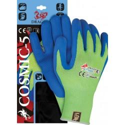 Rękawice ochronne REIS DRAGON COSMIC-5 JZN r. 10
