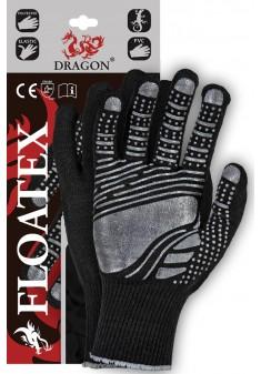 Rękawice ochronne powlekane REIS DRAGON FLOATEX BS r. 7 - 10