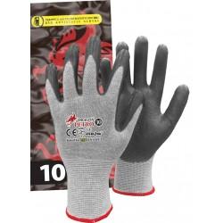 Rękawice ochronne antyelektrostatyczne ESD PETRO SWS r. 7 - 10