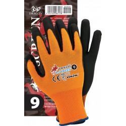 Rękawice ochronne REIS DRAGON R-SCREEN PB r. 7 - 10