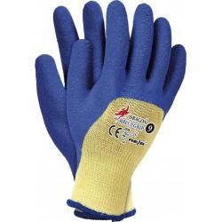 Rękawice ochronne REIS DRAGON RBLUEGRIP YN r. 7 - 10