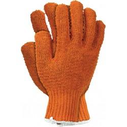 Rękawice ochronne z dzianiny REIS RCROSS P r. 10