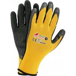 Rękawice ochronne z dzianiny REIS DRAGON RDR BY r. 7 - 11