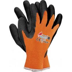 Rękawice ochronne fluo REIS DRAGON RDR-NEO PB r. 7 - 11