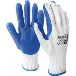 Rękawice ochronne REIS RECOBLUE WN r. 10