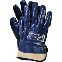 Rękawice ochronne REIS RECONITFULL G r. 10