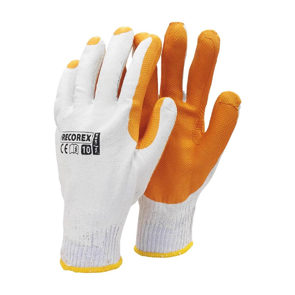 Rękawice ochronne dla brukarzy REIS RECOREX WP r. 10
