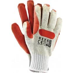 Rękawice ochronne powlekane REIS REXG WP r.10
