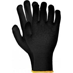 Rękawice ochronne z mikronakropieniem RMICROLUX B r. 7 - 10