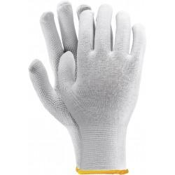 Rękawice ochronne z mikronakropieniem RMICROLUX W r. 7 - 10