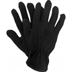Rękawice bawełniane z mikronakropieniem RMICRON B r. 7 - 10