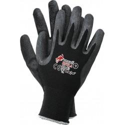 Rękawice ochronne REIS DRAGON RNYLA B r. 7 - 11