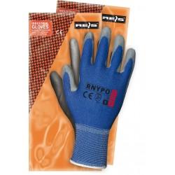 Rękawice ochronne z nylonu powlekane RNYPO NS r. 6 - 11