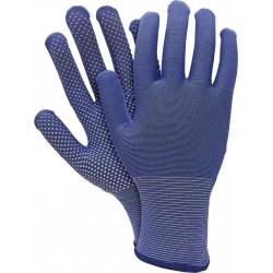 Rękawice ochronne REIS RTENA NW dostępne w rozmiarze od 6 do 10.