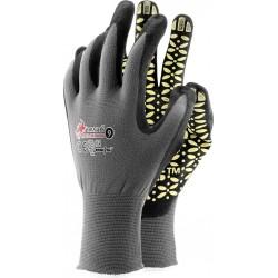 Rękawice ochronne połączenie lycry z nylonem REIS DRAGON RYELLOWBERRY SBY r. 7 - 10