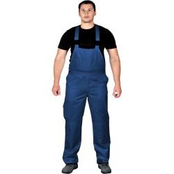 Spodnie ogrodniczki Leber & Hollman granatowe r. 25 -110