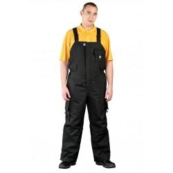 Spodnie ogrodniczki zimowe Leber & Hollman LH-BLACKER r. M - 3XL