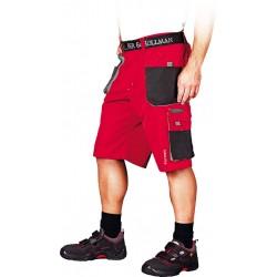 Spodnie ochronne do pasa krótkie Leber & Hollman Formen CBS r. S - 3XL