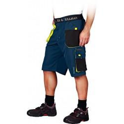 Spodnie ochronne do pasa krótkie Leber & Hollman Formen GBY r. S - 3XL