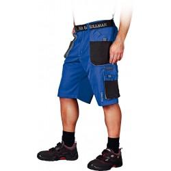 Spodnie ochronne do pasa krótkie Leber & Hollman Formen NBS r. S - 3XL