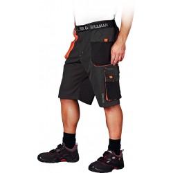 Spodnie ochronne do pasa krótkie Leber & Hollman Formen SBP r. S - 3XL