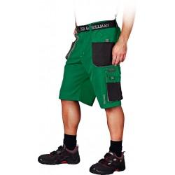 Spodnie ochronne do pasa krótkie Leber & Hollman Formen ZBS r. S - 3XL