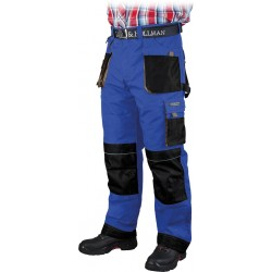Spodnie ocieplane do pasa Leber Hollman Formen LH-FMNW-T NBS r. M - 3XL