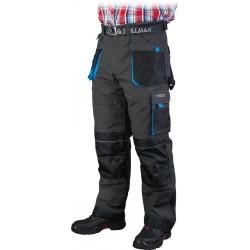 Spodnie ochronne ocieplane do pasa Leber & Hollman Formen LH-FMNW-T r. M - 3XL