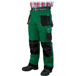 Spodnie ocieplane do pasa Leber Hollman Formen LH-FMNW-T ZBS r. M - 3XL