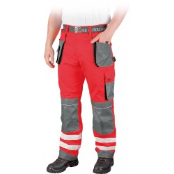 Spodnie robocze ochronne do pasa Leber & Hollman FORMEN LH-FMNX-T CSB r. 46 -62