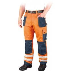 Spodnie ochronne do pasa Leber & Hollman FORMEN LH-FMNX-T PGS r. 46 - 62