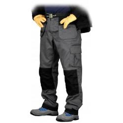 Spodnie ochronne do pasa Leber & Hollman LH-HARVER SB r. 25 - 110