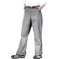 Spodnie ochronne damskie do pasa Leber & Hollman LH-PANTVISER r. S - XXL