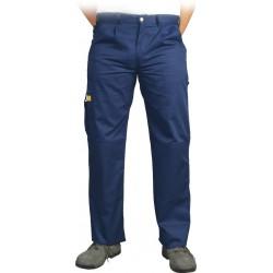 Spodnie ochronne do pasa Leber & Hollman VOBSTER granatowe r. 25 - 110