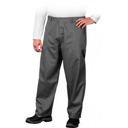 Spodnie ochronne do pasa REIS Multi Master szaro-czarne r. 46 - 62