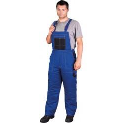 Spodnie ocieplane REIS Multi Master niebiesko-czarne r. M - 3XL