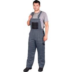Spodnie ocieplane REIS Multi Master szaro-czarne r. M - 3XL