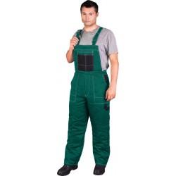 Spodnie ocieplane REIS Multi Master zielono-czarne r. M - 3XL
