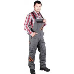 Spodnie robocze ocieplane ogrodniczki REIS PRO MASTER PRO-WIN SBP dostępne w rozmiarze M - 3XL.