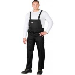 Spodnie robocze ogrodniczki REIS Master SMB czarne r. 48 - 62