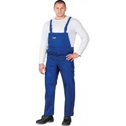 Spodnie robocze ogrodniczki REIS Master SMN niebieskie r. 48 -62
