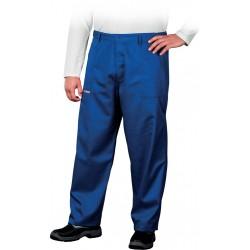 Spodnie ochronne do pasa REIS Oliwier niebieskie r. M - 3XL