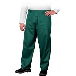 Spodnie ochronne do pasa REIS Oliwier zielone r. M - 3XL