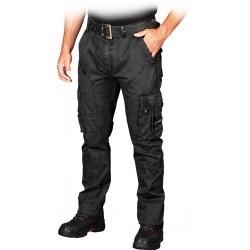 Spodnie ochronne bojówki REIS SPV-COMBAT czarne r. 46 - 58