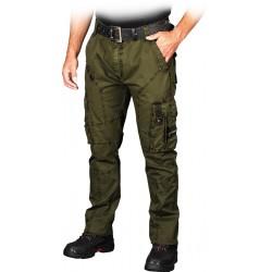 Spodnie ochronne bojówki REIS SPV-COMBAT zielone r. 46 - 58