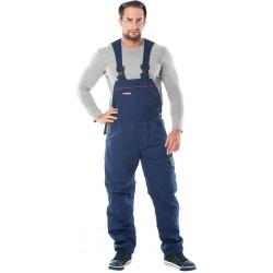 Spodnie robocze ogrodniczki ocieplane REIS Taiga r. M - 3XL