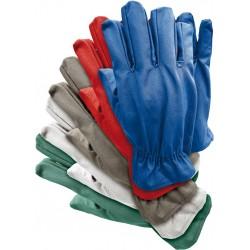 Rękawice robocze drelichowe mix kolorów RDK r 10