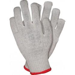 Rękawice ochronne z dzianiny REIS RDZ NATU BE r. 9 Protego s.c.