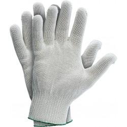 Rękawice ochronne dziane JS RJ-HT r. 7 - 10