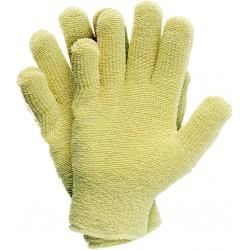Rękawice ochronne dziane termiczne JS RJ-KEFRO Y r. 8 - 10
